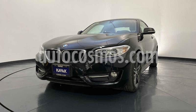 BMW Serie M M2 Coupe Aut usado (2017) color Negro precio $382,999