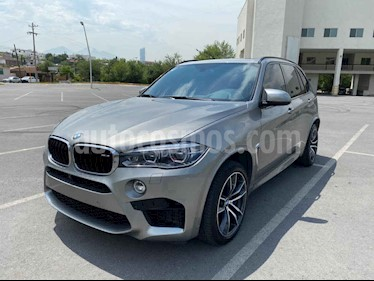 BMW Serie M M X5  usado (2018) color Gris precio $999,900