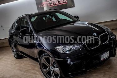 Foto venta Auto usado BMW Serie M X6 M  (2012) color Azul Medianoche precio $490,000