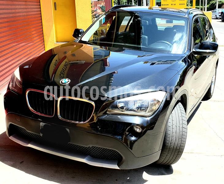 BMW X1 xDrive 20d Executive usado (2010) color Negro precio u$s12.500