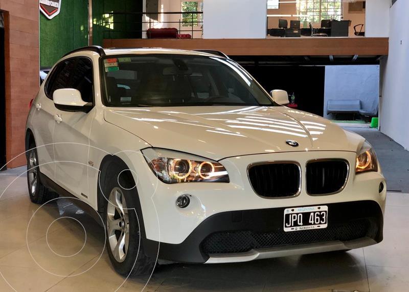 BMW X1 sDrive 18i Active usado (2011) color Blanco precio u$s17.500