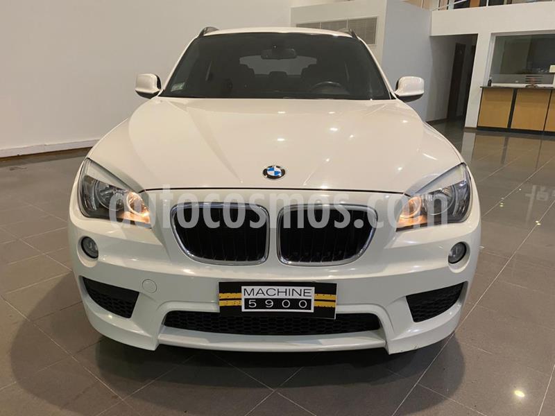 BMW X1 sDrive 18i Active usado (2012) color Blanco precio $2.100.000