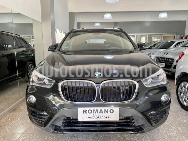BMW X1 sDrive 20i SportLine usado (2017) color Negro Zafiro precio u$s31.000