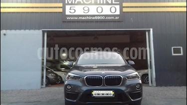 BMW X1 sDrive 20i Sport Line usado (2017) color Gris Oscuro precio $3.350.000