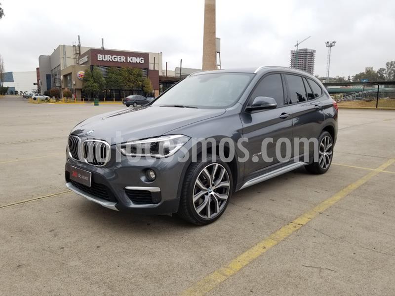 BMW X1 xDrive 25i xLine usado (2017) color Gris Oscuro precio $4.650.000