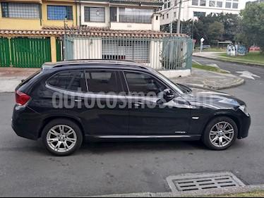 BMW X1 xDrive 20i M Edition usado (2012) color Negro precio $51.000.000