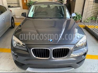 BMW X1 5P SDRIVE 20I AUT usado (2014) color Gris precio $249,000