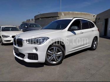 BMW X1 5p sDrive 20i M Sport Line L4/2.0/T Aut usado (2019) color Negro precio $510,000