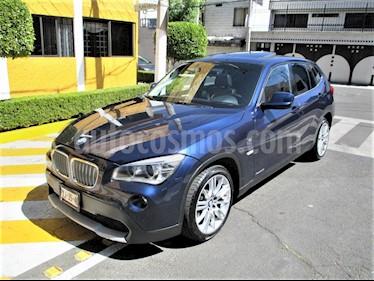 BMW X1 sDrive 28iA Sport Line   usado (2010) color Azul precio $159,900