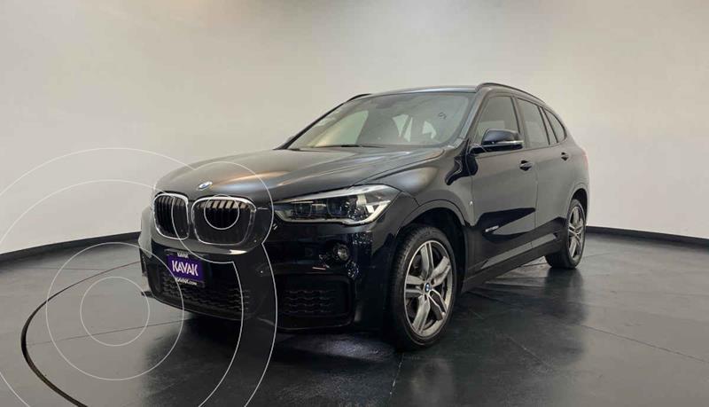 BMW X1 xDrive 20iA M Sport usado (2017) color Negro precio $409,999