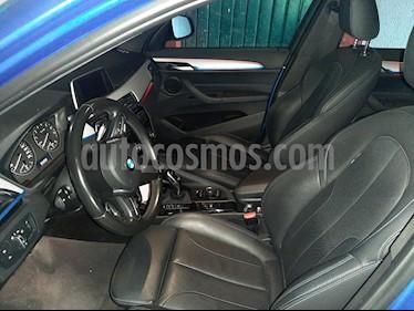 BMW X1 sDrive 20iA Sport Line usado (2018) color Azul Mar precio $408,500