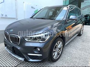 BMW X1 sDrive 20iA usado (2017) color Gris precio $380,000
