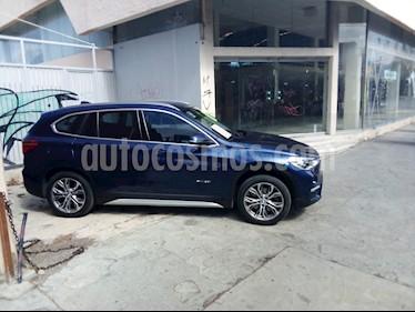 BMW X1 sDrive 20iA X Line usado (2017) color Azul precio $334,000