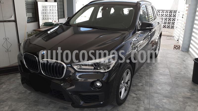 BMW X1 sDrive 18iA usado (2019) color Negro precio $415,000