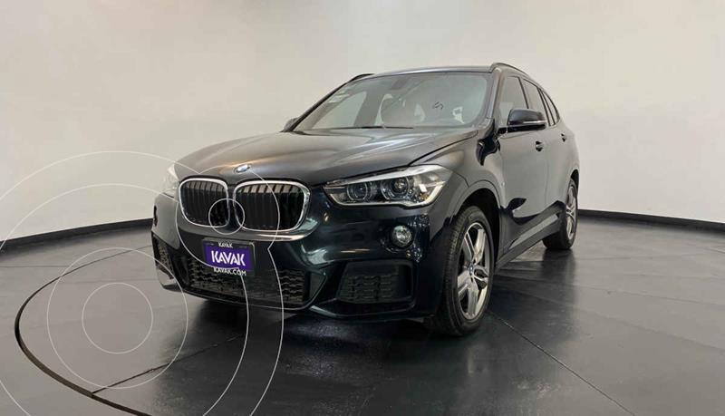 BMW X1 xDrive 20iA M Sport usado (2017) color Negro precio $407,999