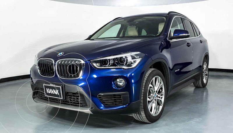BMW X1 sDrive 18iA usado (2017) color Azul precio $372,999
