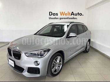 BMW X1 5p sDrive 20i M Sport Line L4/2.0/T Aut usado (2018) color Plata precio $489,995