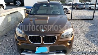 BMW X1 sDrive 20iA usado (2012) color Bronce precio $290,000