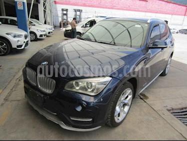 BMW X1 sDrive 20iA X Line usado (2015) color Azul precio $170,000