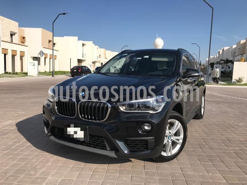 foto BMW X1 sDrive 18iA usado (2018) color Negro Zafiro precio $387,000