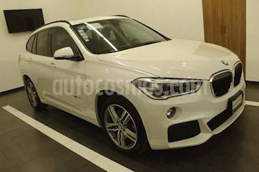 BMW X1 5p sDrive 20i M Sport Line L4/2.0/T Aut usado (2017) color Blanco precio $389,000