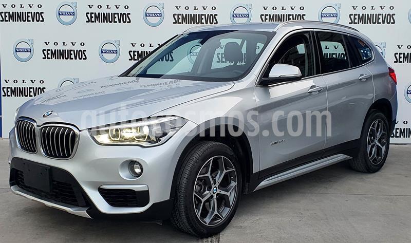 BMW X1 sDrive 20iA X Line usado (2016) color Plata Dorado precio $315,000
