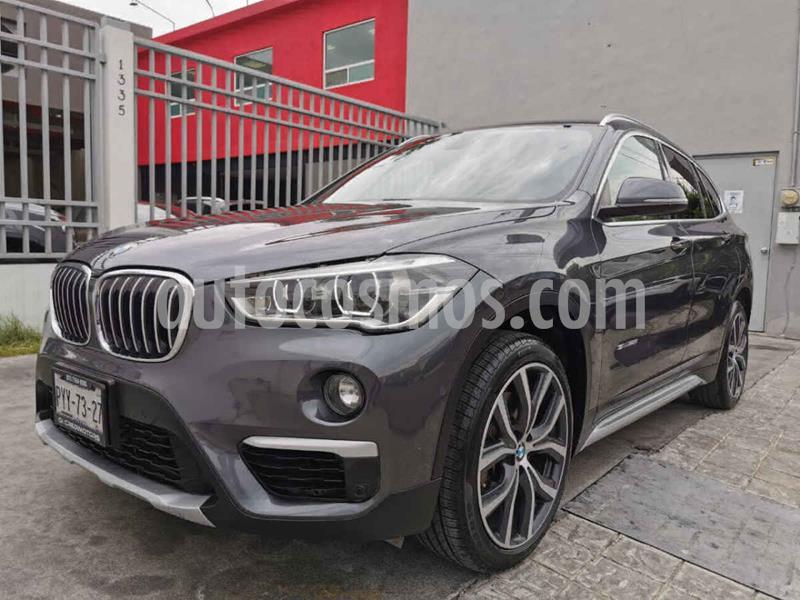 BMW X1 sDrive 18iA usado (2016) color Gris precio $319,000