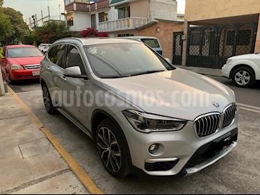 BMW X1 sDrive 20iA X Line usado (2017) color Plata precio $379,000