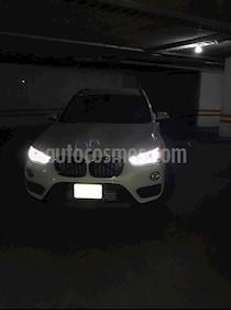 BMW X1 sDrive 18iA usado (2019) color Blanco Alpine precio $495,000