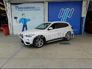 BMW X1 sDrive 20iA X Line usado (2017) color Blanco precio $270,000