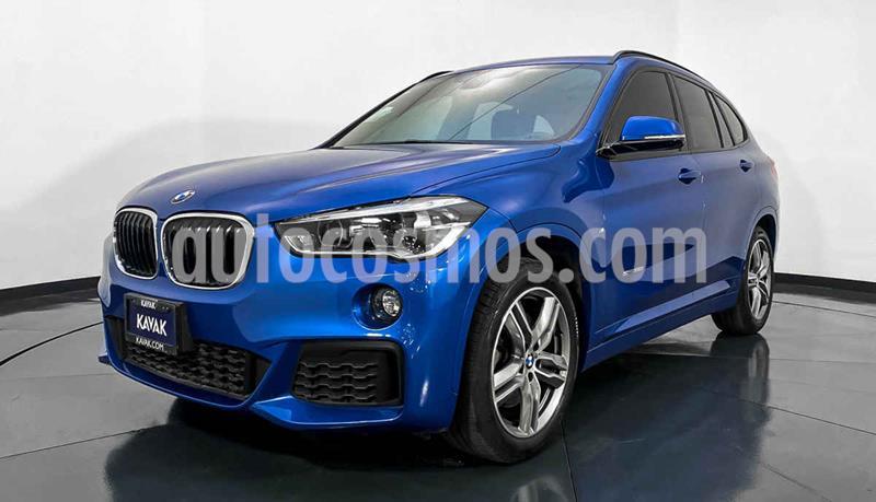 BMW X1 xDrive 20iA M Sport usado (2017) color Azul precio $422,999