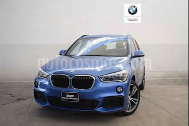 BMW X1 5p sDrive 20i M Sport Line L4/2.0/T Aut usado (2018) color Azul precio $465,000