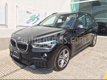BMW X1 5p sDrive 20i M Sport Line L4/2.0/T Aut usado (2018) color Negro precio $440,000