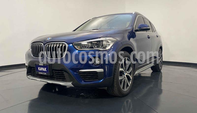 BMW X1 sDrive 20iA X Line usado (2018) color Azul precio $417,999