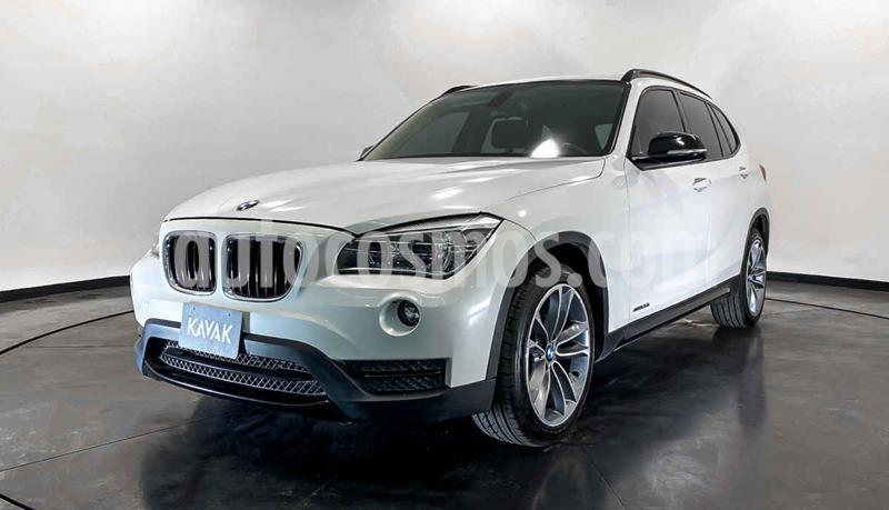 BMW X1 Version usado (2013) color Blanco precio $237,999