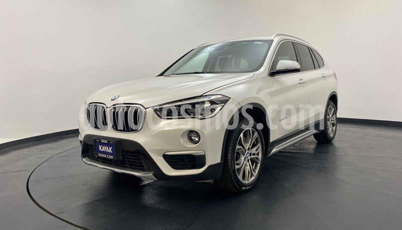BMW X1 sDrive 20iA X Line usado (2018) color Blanco precio $432,999
