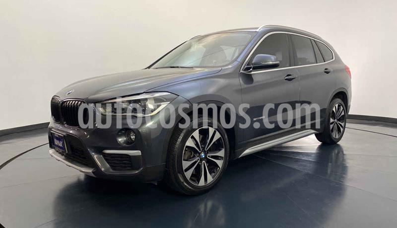 BMW X1 sDrive 20iA X Line usado (2016) color Gris precio $357,999
