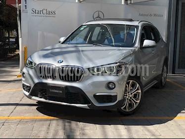 BMW X1 5p sDrive 20i X Line L4/2.0/T Aut usado (2018) color Plata precio $415,000
