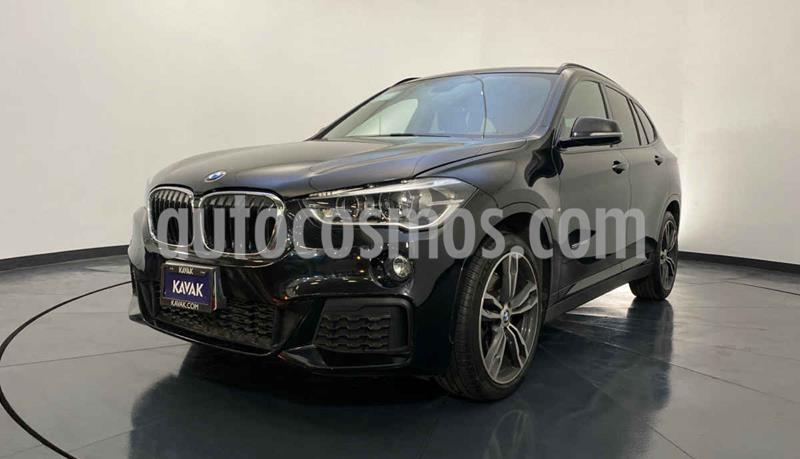 BMW X1 sDrive 20iA Sport Line usado (2018) color Negro precio $467,999