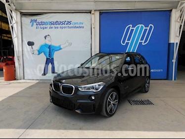 BMW X1 5p sDrive 18i X Line L4/2.0/T Aut usado (2017) color Negro precio $180,000