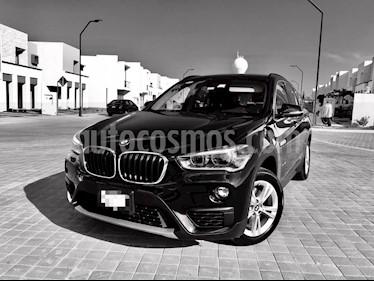 BMW X1 sDrive 18iA usado (2018) color Negro Zafiro precio $415,000