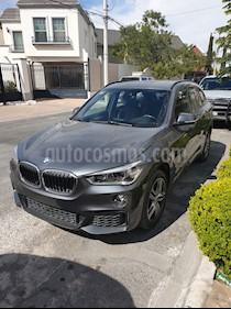 BMW X1 sDrive 20iA M Sport usado (2018) color Gris precio $455,000