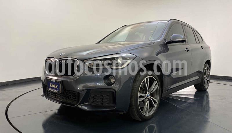 BMW X1 xDrive 20iA M Sport usado (2017) color Gris precio $414,999