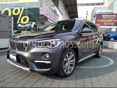 BMW X1 sDrive 18iA usado (2017) color Gris precio $410,000