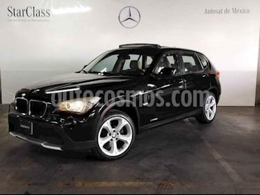 BMW X1 5p xDrive 28iA aut usado (2011) color Negro precio $209,000