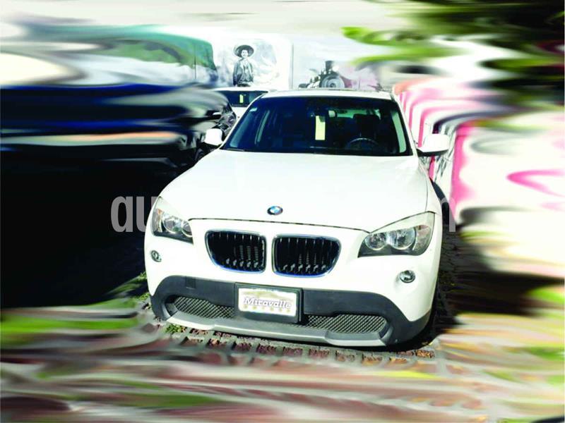 BMW X1 xDrive 25iA Top usado (2011) color Blanco precio $179,000