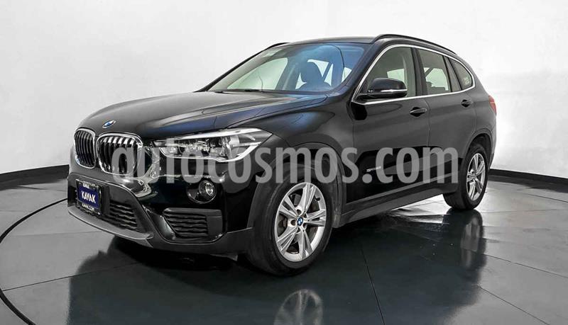 BMW X1 sDrive 18iA usado (2018) color Negro precio $422,999