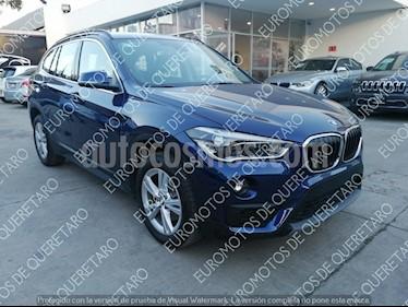 Foto venta Auto Seminuevo BMW X1 sDrive 18iA (2019) color Azul Mar precio $535,000
