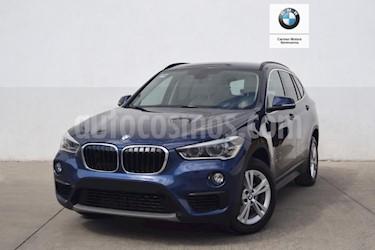 Foto venta Auto usado BMW X1 sDrive 18iA (2017) color Azul precio $400,000