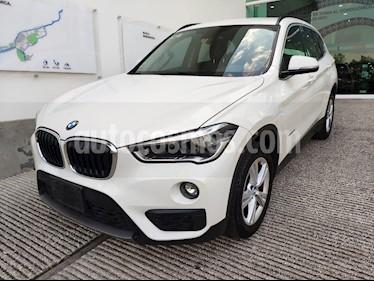 Foto venta Auto usado BMW X1 sDrive 18iA (2017) color Blanco Mineral precio $398,500